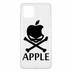 Чехол для Samsung Note 10 Lite Pirate Apple