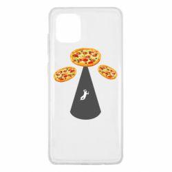 Чохол для Samsung Note 10 Lite Pizza UFO