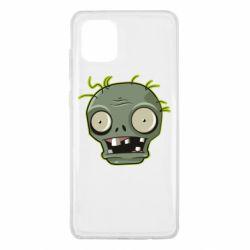 Чохол для Samsung Note 10 Lite Plants vs zombie head