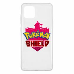 Чохол для Samsung Note 10 Lite Pokemon shield