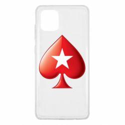 Чохол для Samsung Note 10 Lite Poker Stars 3D Logo
