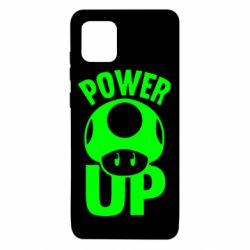 Чехол для Samsung Note 10 Lite Power Up гриб Марио