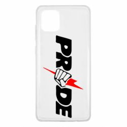 Чохол для Samsung Note 10 Lite Pride
