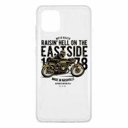 Чохол для Samsung Note 10 Lite Raisin Hell Moto Racer