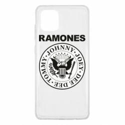 Чохол для Samsung Note 10 Lite Ramones