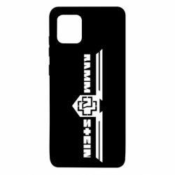 Чехол для Samsung Note 10 Lite Ramshtain print