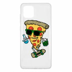 Чехол для Samsung Note 10 Lite Rasta pizza
