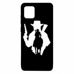 Чохол для Samsung Note 10 Lite RDR silhouette
