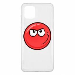 Чехол для Samsung Note 10 Lite Red Ball game