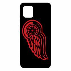 Чехол для Samsung Note 10 Lite Red Wings