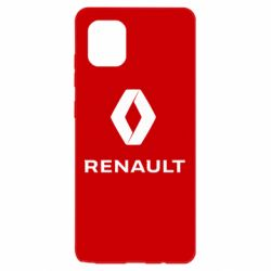 Чохол для Samsung Note 10 Lite Renault logotip