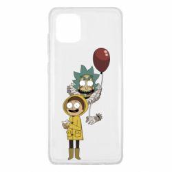 Чехол для Samsung Note 10 Lite Rick and Morty: It 2