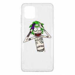 Чохол для Samsung Note 10 Lite Рік і Морті образ Джокера