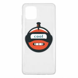 Чохол для Samsung Note 10 Lite Robot with the word cool