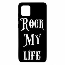 Чехол для Samsung Note 10 Lite Rock my life