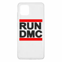 Чехол для Samsung Note 10 Lite RUN DMC
