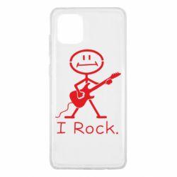 Чохол для Samsung Note 10 Lite З гітарою