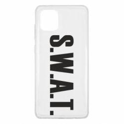 Чехол для Samsung Note 10 Lite S.W.A.T.