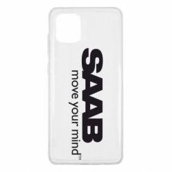 Чохол для Samsung Note 10 Lite SAAB