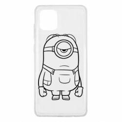 Чохол для Samsung Note 10 Lite Sad minion