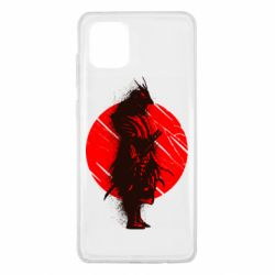 Чохол для Samsung Note 10 Lite Samurai spray