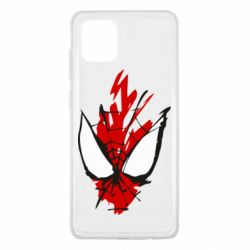 Чохол для Samsung Note 10 Lite Сareless art Spiderman