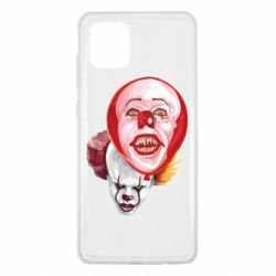 Чохол для Samsung Note 10 Lite Scary Clown