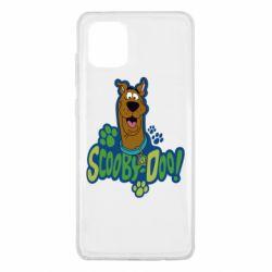 Чехол для Samsung Note 10 Lite Scooby Doo!