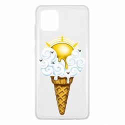 Чохол для Samsung Note 10 Lite Sea ice cream