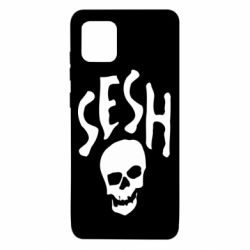 Чехол для Samsung Note 10 Lite Sesh skull