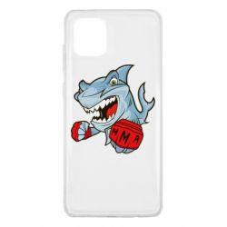 Чохол для Samsung Note 10 Lite Shark MMA
