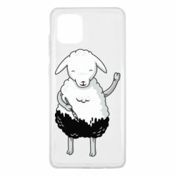 Чохол для Samsung Note 10 Lite Sheep