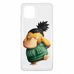 Чохол для Samsung Note 10 Lite Shikamaru Psyduck