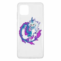 Чохол для Samsung Note 10 Lite Sisu Dragon Art
