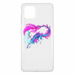 Чохол для Samsung Note 10 Lite Sisu Water Dragon