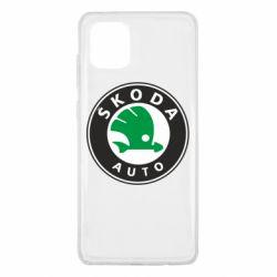 Чохол для Samsung Note 10 Lite Skoda Small