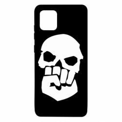 Чехол для Samsung Note 10 Lite Skull and Fist