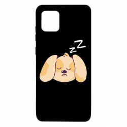 Чохол для Samsung Note 10 Lite Sleeping dog
