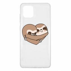 Чохол для Samsung Note 10 Lite Sloth lovers
