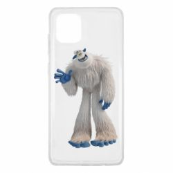 Чохол для Samsung Note 10 Lite Smallfoot Migo