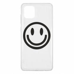 Чехол для Samsung Note 10 Lite Смайлик