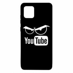 Чехол для Samsung Note 10 Lite Смотрю ютюб