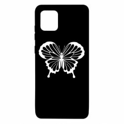 Чехол для Samsung Note 10 Lite Soft butterfly