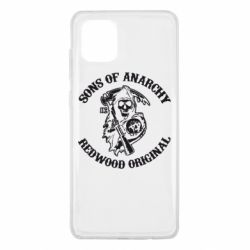Чехол для Samsung Note 10 Lite Sons of Anarchy