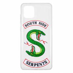 Чехол для Samsung Note 10 Lite South side serpents