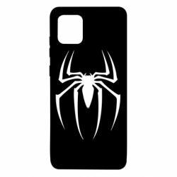 Чехол для Samsung Note 10 Lite Spider Man Logo