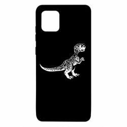 Чохол для Samsung Note 10 Lite Spotted baby dinosaur