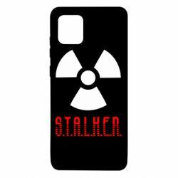 Чехол для Samsung Note 10 Lite Stalker