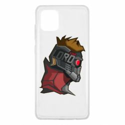 Чехол для Samsung Note 10 Lite Star Lord