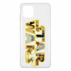 Чохол для Samsung Note 10 Lite Star Wars 3D